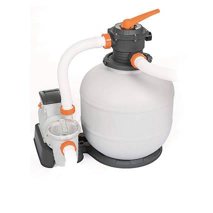 Пісочний фільтр насос Bestway 58499, 7 751 л/год, 20 кг