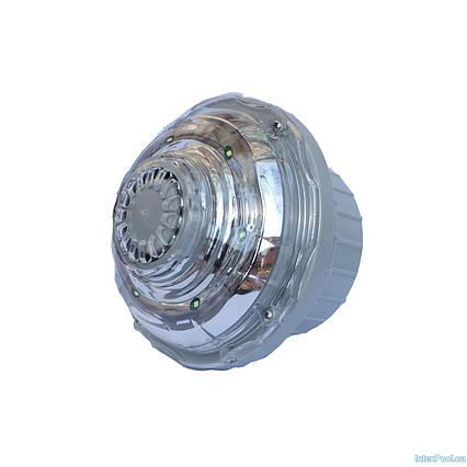 Гідроелектрична, настінна лампа Intex 28692, підсвічування для басейну. Працює від фільтр-насоса 4 545 - 12
