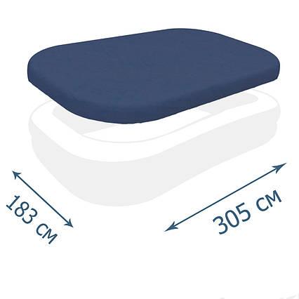 Тент - чохол для надувного басейну Intex 58412, 305 х 183 см