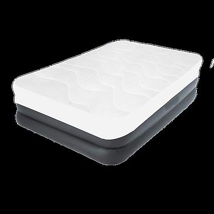 Наматрацник (чохол-наматрацник) IntexPool 69641, для надувного ліжка одномісних 90 х 200 х 30, білий