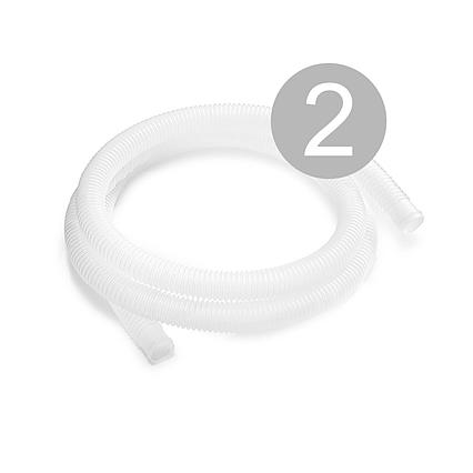 Гофрований шланг для басейну Intex 10399 (стандарт 32мм). Довжина 3 м, діаметр 32 мм, кількість 2 шт