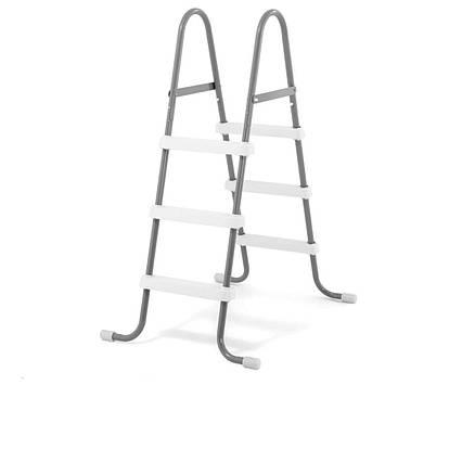 Сходи для басейну Intex 28065 (28057) (107 см), двосекційна