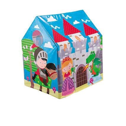 Дитячий ігровий будиночок Intex 45642 «Замок», 107 х 95 х 75 см