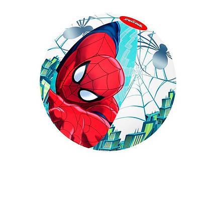 Bestway надувний м'яч 98002 «Спайдер Мен, Людина-Павук», 51 см