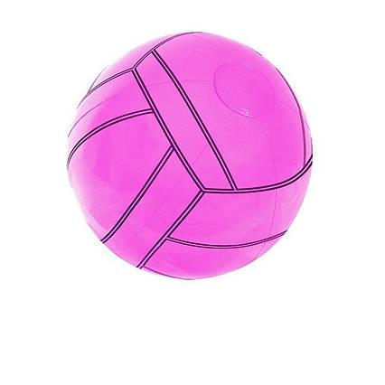 Bestway надувний м'яч 31004, 41 см, рожевий