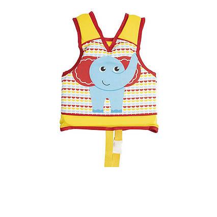 Дитячий жилет Bestway 93521 «Fisher - Prise», S (3 - 6) 18 - 30 кг