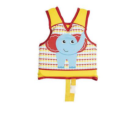 Дитячий жилет Bestway 93521 «Fisher - Prise», XS (1 - 3) 11 - 18 кг