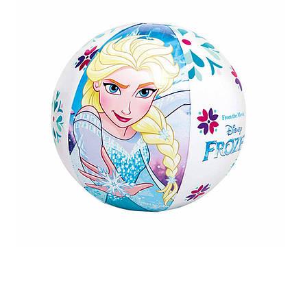 Intex надувний м'яч 58021 «Холодне серце», 51 см