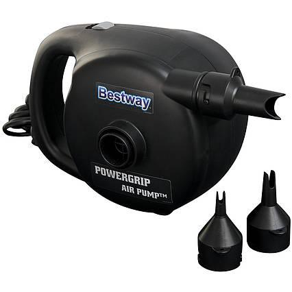 Електричний насос для надування Bestway 62098 (від мережі 220-240 V)