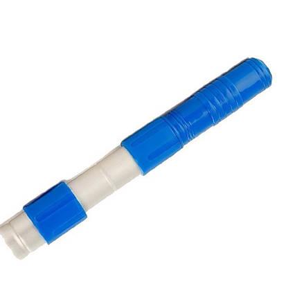 Телескопічна алюмінієва ручка для поверхносной збирання води Bestway 58279, (діаметр 30 мм, довжина 360 мм)