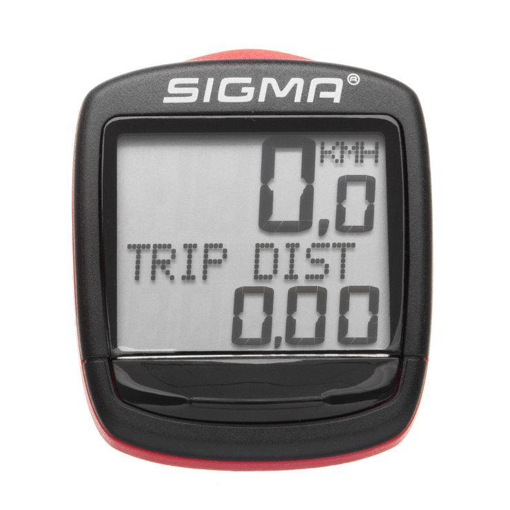 Велокомпьютер Sigma Sport Base 1200 Черный