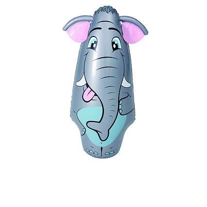 Надувна іграшка - неваляшка Bestway 52152 «Слон», 91 см