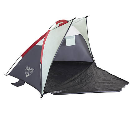 Пляжний тент Pavillo Bestway 68001 «Ramble Tent 2», 200 х 100 х 100 см