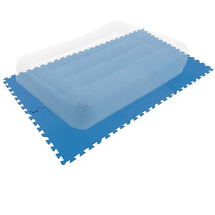 Мат підкладка для меблів Bestway 58220-1, 200 х 100 см, набір 8 шт (50 х 50 см)