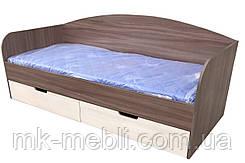 Кровать Л5 односпальная кровать для сна