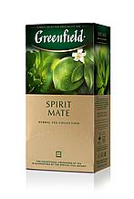 "Чай трав'яний мате SPIRIT MATE 1,5гх25шт. ""Greenfield"" , пакет"