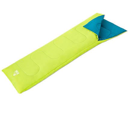 Спальний мішок Pavillo Bestway 68099, 180 х 75 см, жовтий