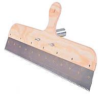 Гребінка для наливної підлоги (шпатель, ракля) 560 мм