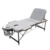 Стол массажный чемодан Zenet ZET-1049 размер L бежевый