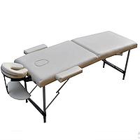 Стол массажный чемодан Zenet ZET-1044 размер L бежевый