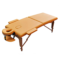 Массажный стол Zenet ZET 1042 M yellow