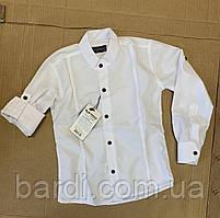 Сорочка для хлопчика 6-13