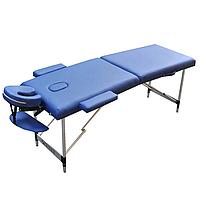 Массажный стол Zenet ZET-1044 M Navy blue