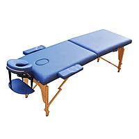 Массажный стол Zenet ZET 1042 M navy blue