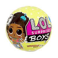 ЛОЛ Сюрприз! Оригинал! Мальчики! L.O.L. Surprise! Boys Series 3 Doll with 7 Surprises