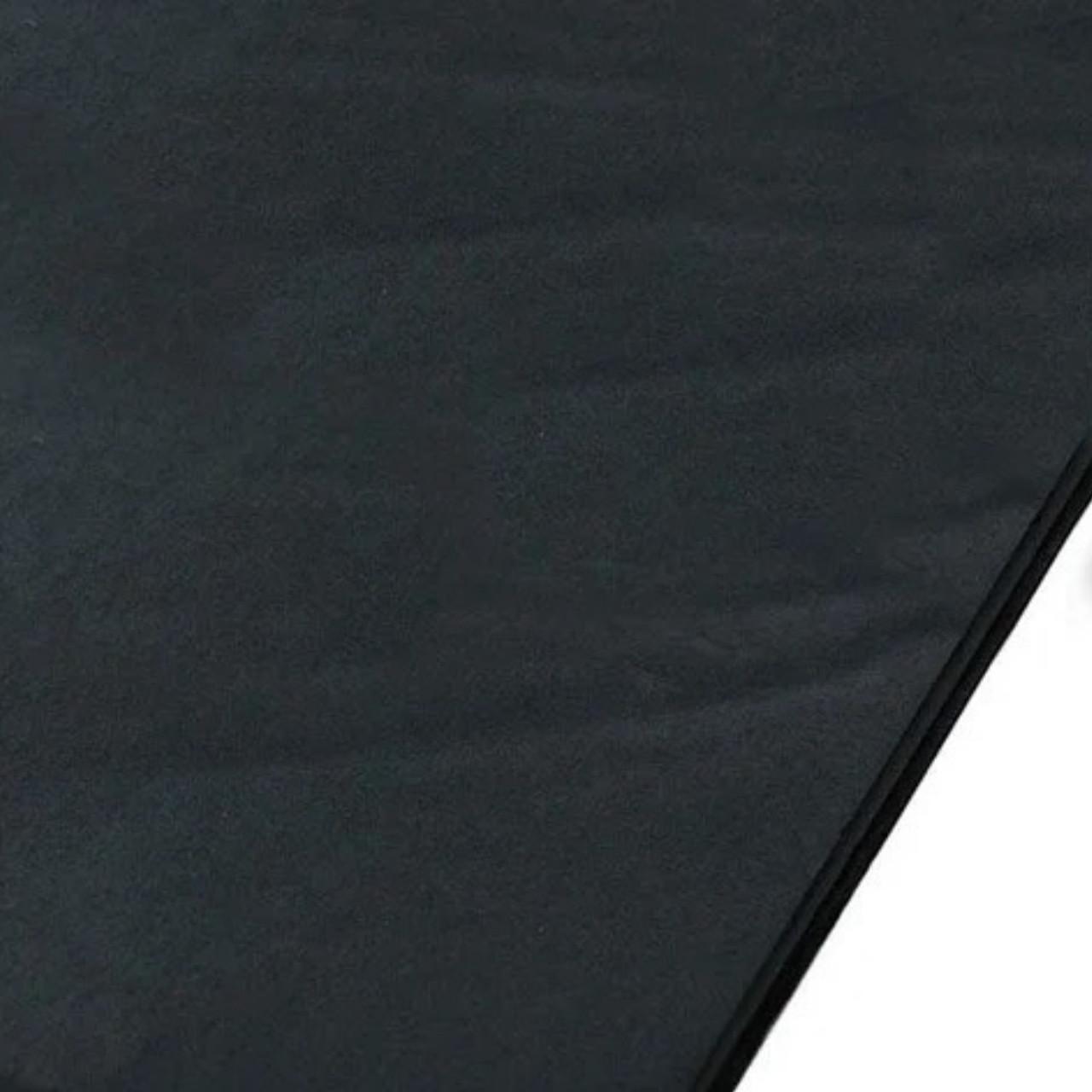 Бумага тишью 50х75 см (10 листов) черная