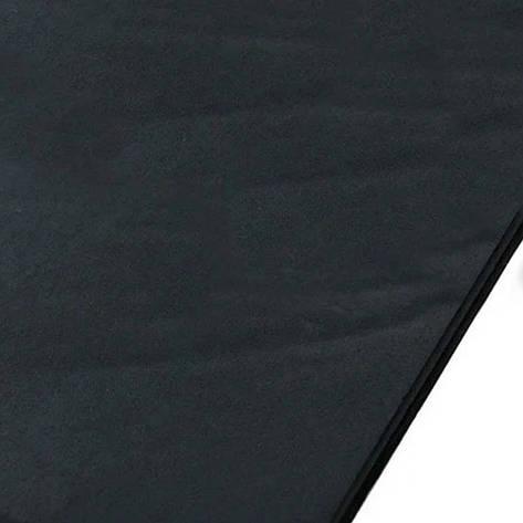 Бумага тишью 50х75 см (10 листов) черная, фото 2
