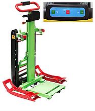 Сходовий електропідйомник для інвалідної коляски MIRID 11D (будь-який тип коляски)