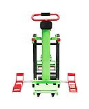 Сходовий електропідйомник для інвалідної коляски MIRID 11D (будь-який тип коляски), фото 5