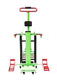 Сходовий електропідйомник для інвалідної коляски MIRID 11D (будь-який тип коляски), фото 6