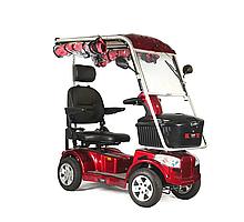 Скутер для інвалідів 4026. Електроскутер. Електричний скутер.