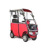 Скутер для інвалідів 4026. Електроскутер. Електричний скутер., фото 2