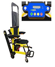 Сходовий электроподъемник для інвалідів MIRID ST003C mini (з вбудованим кріслом)
