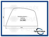 Телескопический погрузчик JCB стекло 528,70 530.120 530,70 532.120 533.105 535.125 535.140 535,95 - правая