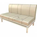 Офісний диван NORMAN на металлокаркасе. М'які меблі для офісу, фото 2