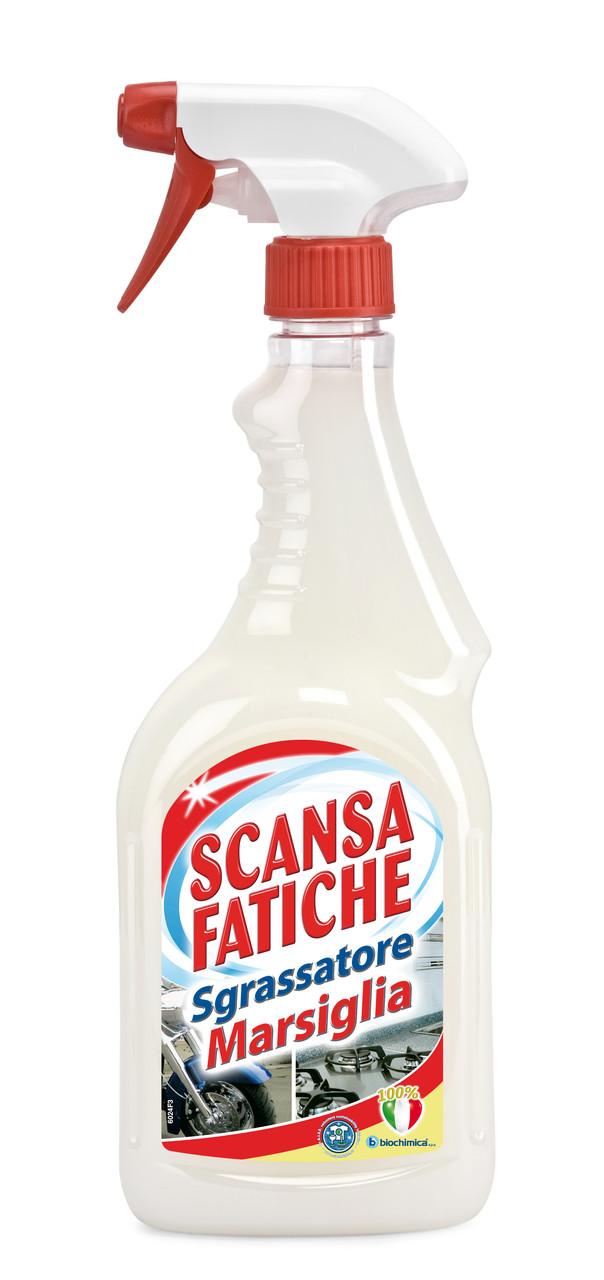 Універсальний обезжирююча засіб марсельское мило SCANSA FATICHE 750 мл