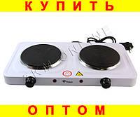 Электроплита плитка Domotec HP-200A-1 2000Вт