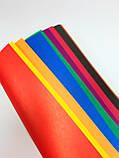 Бумага цветная двухсторонняя А4 16 листов( 8 цветов), 70 г/м2, фото 2