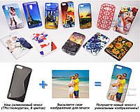 Печать на чехле для Huawei Honor 6 Plus (Cиликон/TPU)