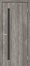 Двери межкомнатные ОМиС Техно T 01 ЧС черное