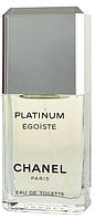 Chanel Egoiste Platinum Pour Homme Туалетная вода 100 ml. лицензия Тестер