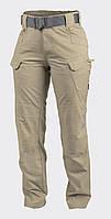 Женские тактические брюки UTP (Urban Tactical Pants) Khaki PolyCotton Ripstop