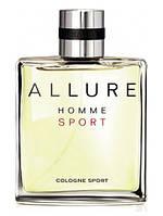 Chanel Allure Homme Sport Cologne Одеколон 150 ml. лицензия Тестер