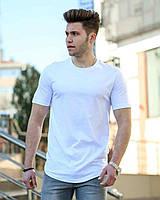 Чоловіча футболка Madmext 4552 white