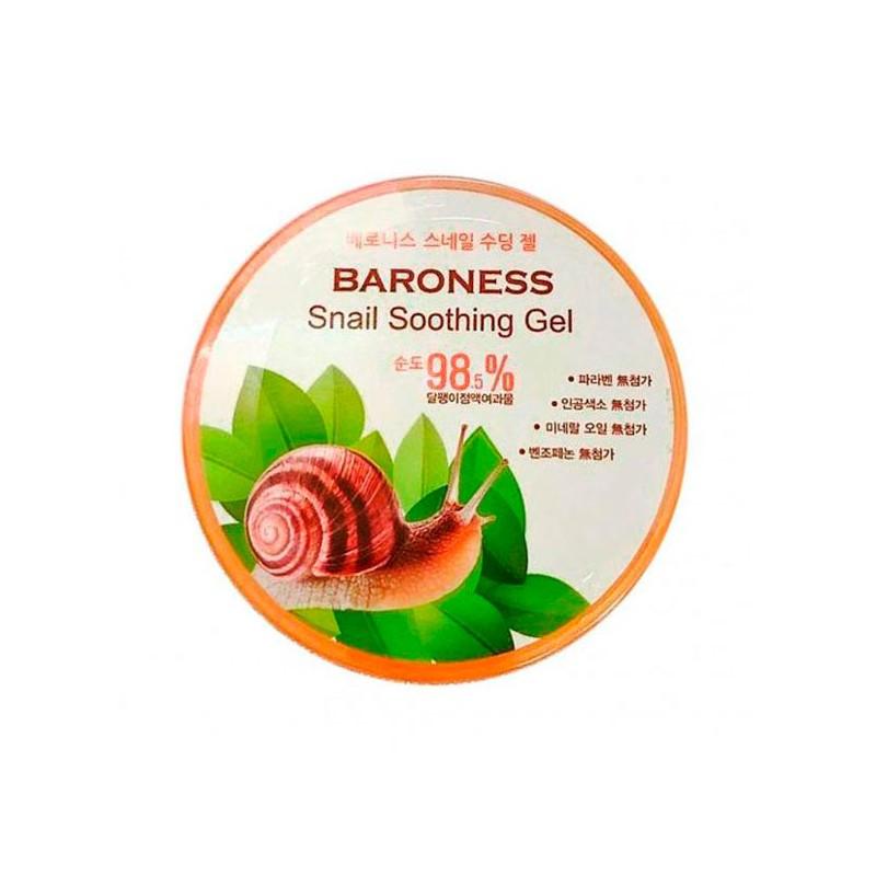 Багатофункціональний гель з муцином равлики BARONESS Soothing Gel-Snail