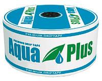 Стрічка крапельного поливу Aquaplus 8mil 10см 1л/год 500м